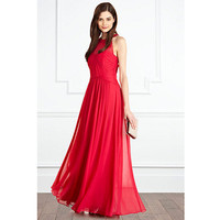 Buy Coast Shania Maxi Dress, Red online at John Lewis