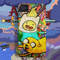 Drawclub IPhone Case - adventure time