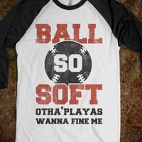 Ball So Soft - Pigskins & Diamonds - Skreened T-shirts, Organic Shirts, Hoodies, Kids Tees, Baby One-Pieces and Tote Bags