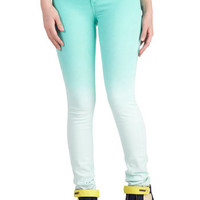 Fades of Turquoise Jeans | Mod Retro Vintage Pants | ModCloth.com