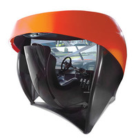 The Full Immersion Professional Racer&#x27;s Simulator - Hammacher Schlemmer