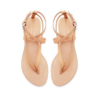 BASIC THONG SANDALS - Beachwear - Woman - ZARA United Kingdom