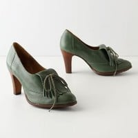 Village Green Heels-Anthropologie.com