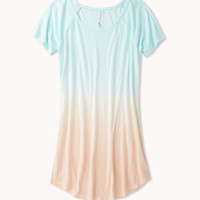 Ombré Sleep Shirt | FOREVER 21 - 2054244632