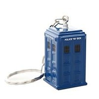 Doctor Who TARDIS Die-Cast Key Chain - 312539
