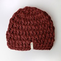 Krochet Kids Betty Beanie - Paprika