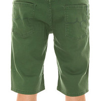 LRG Bottoms SS Short in Forest