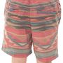 Insight Shorts Satans Taco in Deadbeet Red