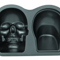 Wilton Dimensions Nonstick 3D Skull Pan: Kitchen &amp; Dining