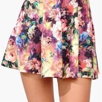 Flower Days Skirt - Pink