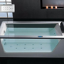 Whirlpool Bathtub With Inline Heater Drainage Device Waterfall Cascade Style Water Inlet Sydney Whirlpool System &amp; Drainage
