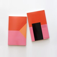 founders & followers | Julia Kostreva Shapes notebook sold at Founders & Followers