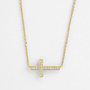 Nadri Cross Pendant Necklace (Nordstrom Exclusive) | Nordstrom