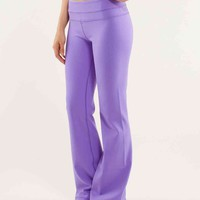 groove pant *reversible (regular) | women's pants | lululemon athletica