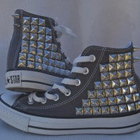 www.shop-savage.com ; Women&#x27;s Studded and Spiked Converse (Pre-Order)