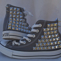 www.shop-savage.com ; Women's Studded and Spiked Converse (Pre-Order)