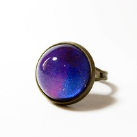 Galaxy Vintage DIY Ring