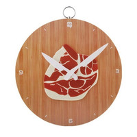 INFMETRY:: Cutting Board Wall Clock - Clock - Home&amp;Decor