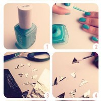 Triangle Nail Trends