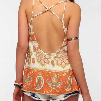 MINKPINK New Dawn Breezy Cami