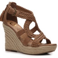 G BY GUESS Envyy Wedge Sandal Wedges Sandal Shop Women's Shoes - DSW