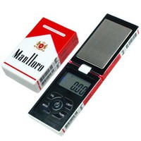 Horizon HCG-200 200g x 0.01g digital pocket scale