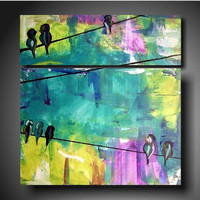 Art Painting Original Jmjartstudio Original by JMJARTSTUDIO