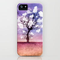 ATMOSPHERIC TREE - Pick me a cloud II iPhone &amp; iPod Case by  VIAINA