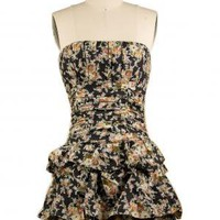 The Laughter and Tiers Dress| Indie Retro Vintage Inspired Dresses | Poetrie.com