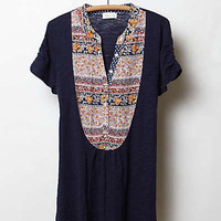 Anthropologie - Addie Bibbed Henley