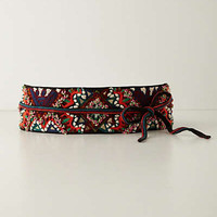 Anthropologie - Glasswork Obi Belt