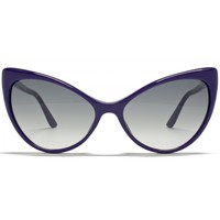 Tom Ford Anastasia Sunglasses Violet