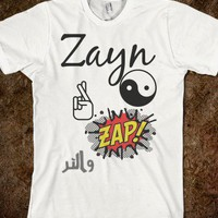 Zayn Tattoos - ZiallVibes - Skreened T-shirts, Organic Shirts, Hoodies, Kids Tees, Baby One-Pieces and Tote Bags