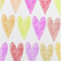 """Hearts"" iPhone & iPod Cases by JUSTART 