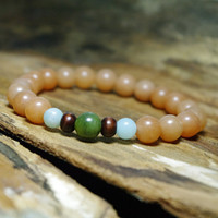 Creativity and Ability Stretch Meditation Bracelet
