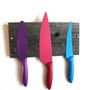 Magnetic Knife holder - Magnetic Rack - Reclaimed Barnwood Knife rack