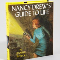 fredflare.com | 877-798-2807 | tiny Nancy Drew's Guide to Life