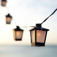 Malta Mini Lantern String Lights