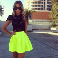 Light Up With Neon