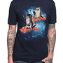 Cats Riding Bacon T-Shirt - 10009702