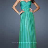 Mona Lisa Boutique | Prom Dresses | Mother of Bride formal gowns: Lafemme 18935