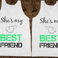 Matching Best Friends - Skreened T-shirts, Organic Shirts, Hoodies, Kids Tees, Baby One-Pieces and Tote Bags Custom T-Shirts, Organic Shirts, Hoodies, Novelty Gifts, Kids Apparel, Baby One-Pieces | Skreened - Ethical Custom Apparel
