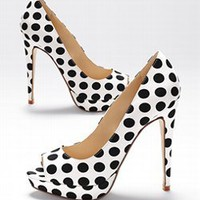Peep-toe Pump - VS Collection - Victoria&#x27;s Secret