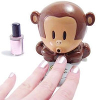 Cute Monkey Nail Drier