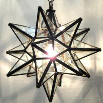Star light fixture