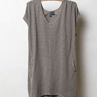 Anthropologie - Seamed High-Low Tee