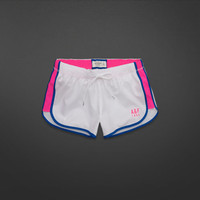 A&F Athletic Shorts