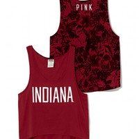 Indiana University High-Low Tank - PINK - Victoria's Secret