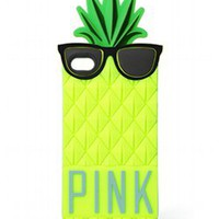 Pineapple iPhone Case - PINK - Victoria&#x27;s Secret