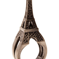 None The Richer Ring Paris in Silver